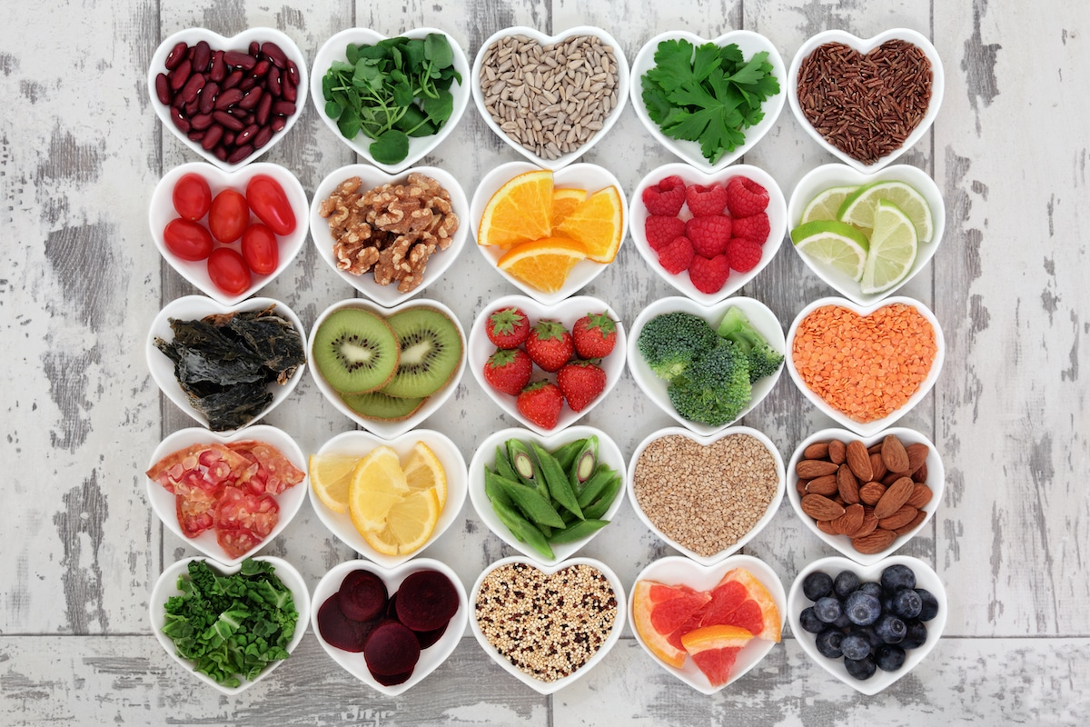 Heart healthy foods to reduce risk of cardiovascular disease