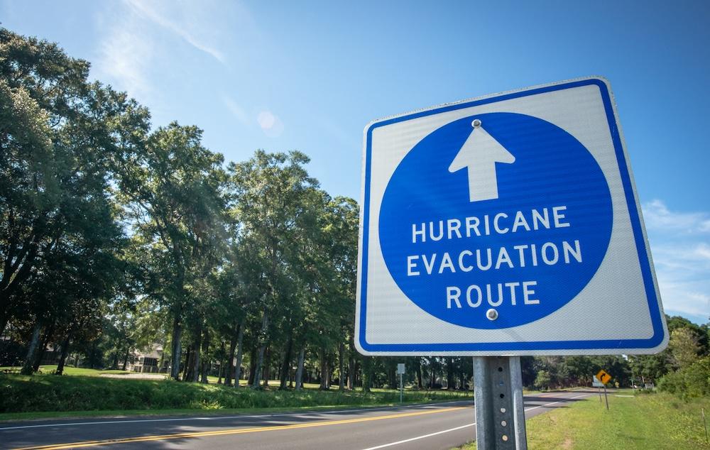 Hurricane emergency planning