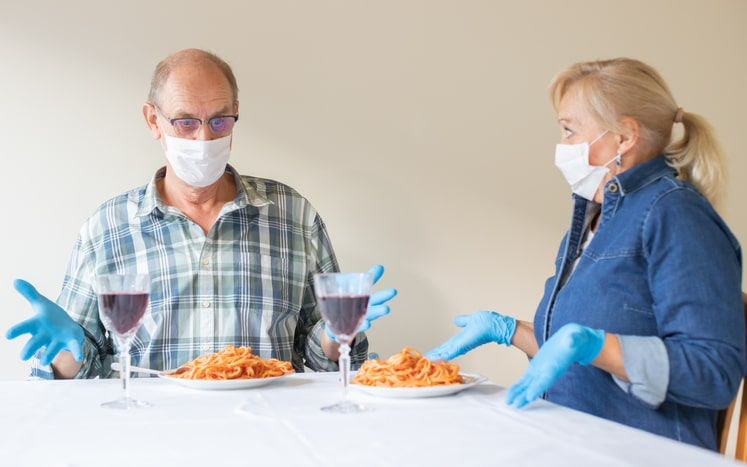 Guidelines for Restarting Communal Dining During a Pandemic: Regs, Tips & Suggestions for Success Webinar