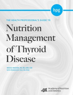 Medical Nutrition Therapy for Thyroid Disease